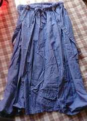 ニコアンドのスカート