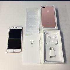 au版 iPhone 7 Plus 256GB ローズゴールド MN6P2J/A