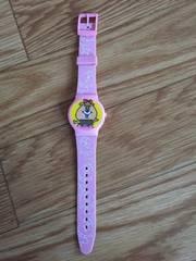 新品WCダブルシークマタンくまたん腕時計ウォッチピンク雑貨