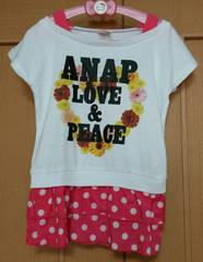 ANAP kids☆可愛いワンピ☆size100