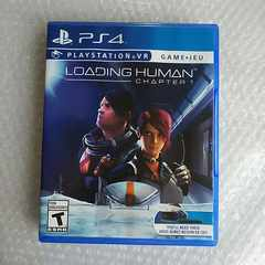 PS4 Loading Human Chapter 1 PSVR専用 海外輸入版