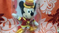 ディズニーハロウィン★一番くじD賞ミッキー★ぬいぐるみ★キーチェーン★新品