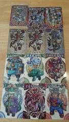 神羅万象カード『12枚まとめ売り』白面のサイ他