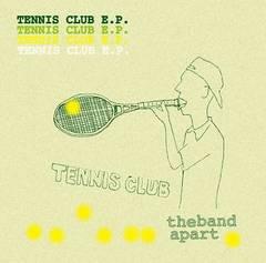 the band apart「TENNIS CLUB e.p.」ライブ会場&通販限定CD