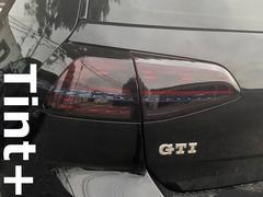 Tint+再利用できる VW ゴルフ7 ハッチバック テールランプ スモークフィルム