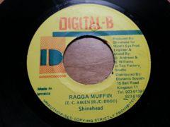激レア!Shine head/RAGGA MUFFIN!