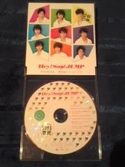 Hey!Say!JUMPAino Arika通常盤レンタル落ち商品