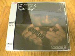 XBS CD RADICAL X