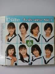 ℃-ute キューティークイーンVOL.1 初回限定盤CD+DVD 帯付