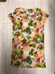 Blackbymoussyブラックバイマウジー Tシャツ 花柄 美品 ビッキー