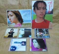 深田恭子 CD5枚とオマケの写真集