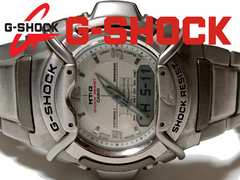 極レア 1スタ★G-SHOCK【アナデジ】MT-Gフルメタルモデル
