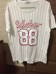 WEGO ベースボールTシャツ 未使用