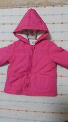 シンプルピンクジャケット♪90�p