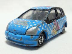 トミカ��D-02 ヴィッツ ミニーマウスR ディズニートミカ