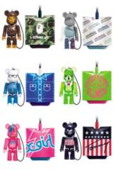 N『ZOZOTOWN』BE@RBRICK&携帯クリーナー全12種セット