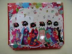 Kyotosilk 舞妓さんのビニールケース 新品