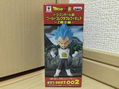 ドラゴンボール超 コレクタブルフィギュア Z戦士編 ベジータ