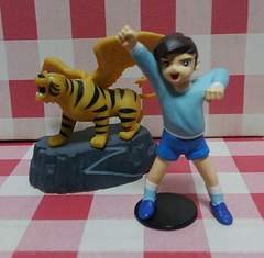 『健太&虎の穴』SR タイガーマスク  ファイティングコレクション