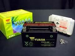 アドレスV125 YTX7A-BS TAIWAN YUASA バッテリー