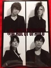 ACE OF SPADES WILD TRIBE 限定BOX EXILE TAKAHIRO GLAY HISASHI