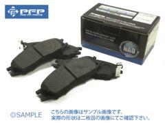 送料164円 高品質NAOパッド  ミラ L250S L250V L260S L250V