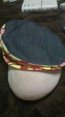 エヴィス 石垣 ハンチング帽
