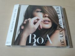 BoA  CD「MADE IN TWENTY(20)」通常盤●