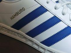 海外限定【adidas original】【HAMBURG】25.5�p 新品未使用