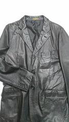 A.A.R(ダーバン×ヨウジヤマモト) ラムレザージャケット / カラー ブラック / サイズL