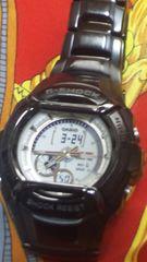 カシオG-SHOCKアナデジアナ腕時計メタルバンドヴィンテージMTGショックヴンカシ
