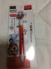 妖怪ウォッチ☆3DS用タッチペン☆新品☆2☆