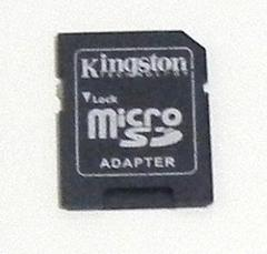 ◇ microSD → SDカード変換アダプター10枚組◇送料無料◇