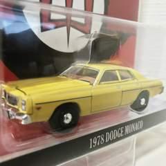 GreenLightグリーンライト/'78 Dodgeダッジ Monacoモナコ 1/64