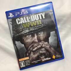 コールオブデューティ ワールドウォー2 cod ww2 PS4