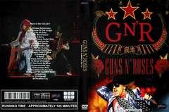 GUNS N' ROSES ブラジル 2011 ガンズ �A時間超!�ADVD!高画質!