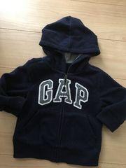 Gap フリースパーカー