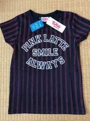 新品★PINK-latte ピンクラテ プラクティスシャツ Tシャツ140
