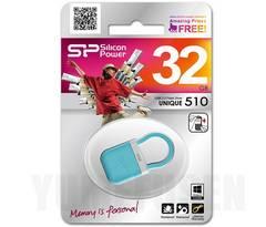 即決新品 ポップなデザイン USBメモリー 32GB ブルー  安心な追跡可能発送