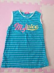 女の子♪ノースリーブTシャツ150