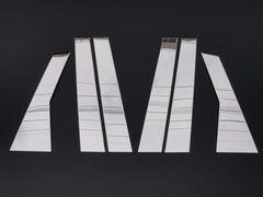 クロームメッキ鏡面ステンレスピラー CR-V RM1RM4