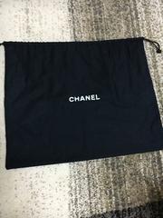 シャネル本物 鞄用 正規保存袋 美品 50×40