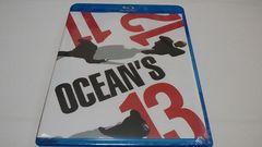 新品/ブルーレイ OCEAN'S/オーシャンズ  トリロジー コレクション 3枚組