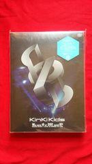 KinKi Kids Live in DOME 07-08初回限定