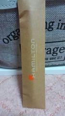 ハミルトン 高級ボールペン ブラック 未使用 新品 非売品