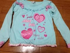 ☆130☆長袖Tシャツ☆