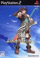 グランディア�V☆人気シリーズスクエニソフト即決♪