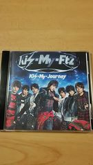 Kis-My-Ft2 3rd Album☆Kis-My-Journey通常盤☆キスマイ