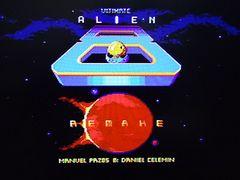 MSX2 ALIAN 8 remake エイリアン8 リメイク