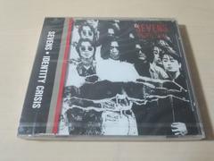 SEVENS CD「IDENTITY CRISIS」新品未開封●